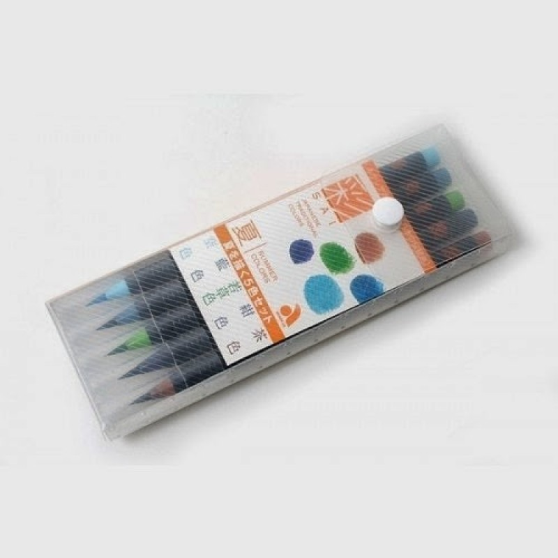 Akashiya Sketch Pen(Multicolor)
