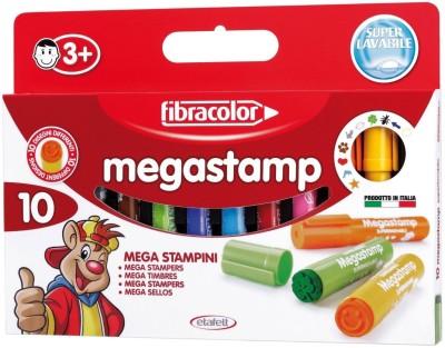 Fibracolor Megastamp Fine Nib Sketch Pens  with Washable Ink