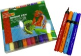 Camlin Sketch Brush Tip Nib Sketch Pens ...