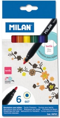 Milan Spain Sketch Pen with Washable Ink