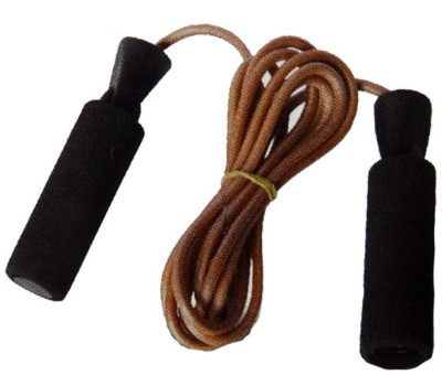 Nivia Leather Jump JR-590 Weighted Skipping Rope