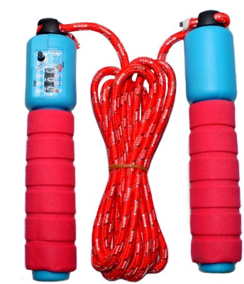 Tomato Tree counter Freestyle Skipping Rope(Pink, Blue, Pack of 1)