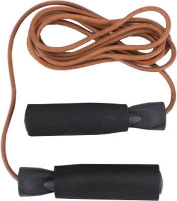 Liveup Leather Skipping Rope