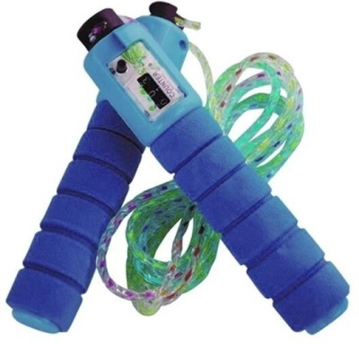 kashish Toys Kashish Jumping With Blue Counting Skipping Rope. Speed Skipping Rope