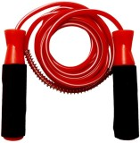 Sihra Fitness Speed Skipping Rope (Red, ...