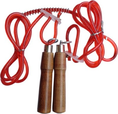 Red-X Woodo Speed Skipping Rope