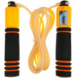 Neo Gold Leaf Jump Rope with Counting Fr...