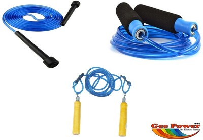 Gee Power Mixed (Set of 3) Freestyle Skipping Rope