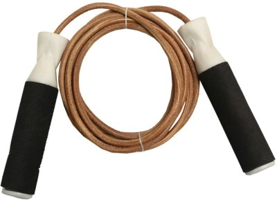 Body Fuel LeatherSkeep Freestyle Skipping Rope