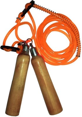 GINWALA WITH WOODEN HANDLE Freestyle Skipping Rope