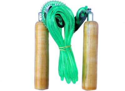 Lord's FINE WOODEN Ball Bearing Skipping Rope