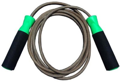 Krazy Fitness Alpha Leather Freestyle Skipping Rope