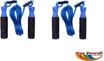 Gee Power Adjustable (Set of 2) Freestyle Skipping Rope