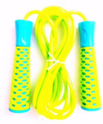 National Sports Jump and Fit Freestyle Skipping Rope(Multicolor, Pack of 1)