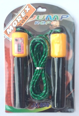 Morex Sporty With Counting Machine Speed Skipping Rope