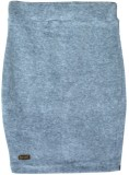 Lil Orchids Solid Baby Girls Pencil Grey...