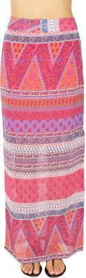 20Dresses Printed Women's Straight Multicolor Skirt