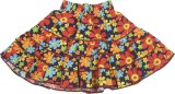 Retaaz Floral Print Girls Tiered Multico...