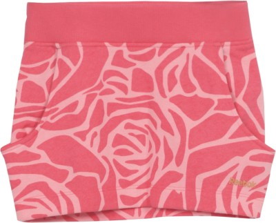 Reebok Printed Girl's Tube Pink Skirt