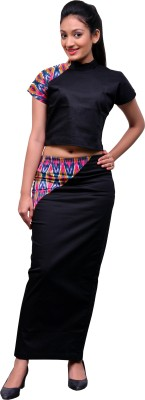 Change360? Printed Women's Pencil Multicolor Skirt