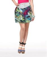 Yepme Women's Clothing - Yepme Printed Women's Regular Multicolor Skirt