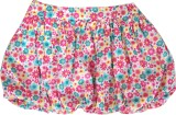 Sunbright Floral Print Girls Bubble Pink...