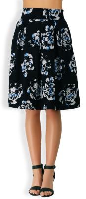 20Dresses Printed Women's A-line Blue, White Skirt