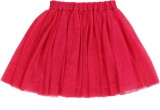 Teeny Tantrums Solid Girls Layered Pink ...