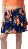 Cation Floral Print Women's Gathered Dar...