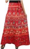 Marwari Fashion Printed Women's Wrap Aro...