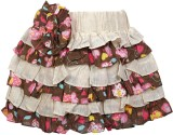 Lil Poppets Floral Print Girls Layered B...