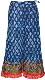 Alicolours Printed Women's A-line Multic...