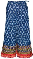 Alicolours Printed Womens A-line Multicolor Skirt
