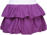 Cool Quotient Solid Girls Regular Purple...