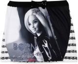 Barbie Graphic Print Girls Pencil Black,...