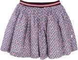 ShopperTree Printed Girls Pleated Multic...