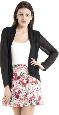 Kazo Printed Women's Regular Multicolor Skirt