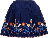 Bella Moda Embroidered Girls Gathered Bl...