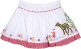 Rute Embroidered Baby Girls A-line White...