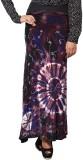 Niomi Self Design Women's A-line Multico...