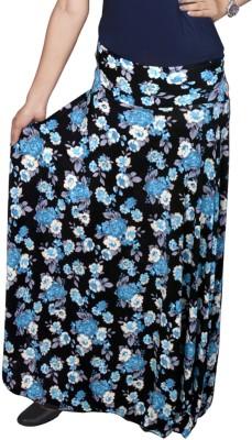 carrol Printed Women's A-line Multicolor Skirt