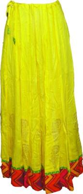 Vg store Printed Women's Regular Multicolor Skirt