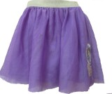 Wear And Walk Solid Girls Regular Purple...