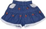 Baby Moshai Embroidered Girls A-line Blu...