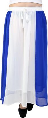 Rvestir Solid Women's A-line Multicolor Skirt
