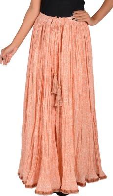 Reme Floral Print Women's Regular Multicolor Skirt at flipkart
