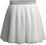 The Cranberry Club Solid Girls Pleated W...