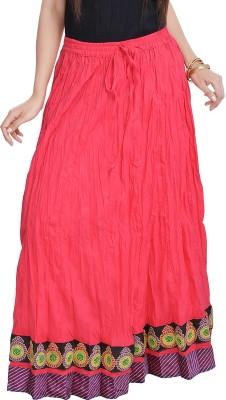 Prateek Exports Floral Print Women's Regular Multicolor Skirt
