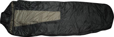 FLIPFIT 2 In 1 Reversible DESIGNER PLATINUM SERIES ULTRA WARM Sleeping Bag(Black)