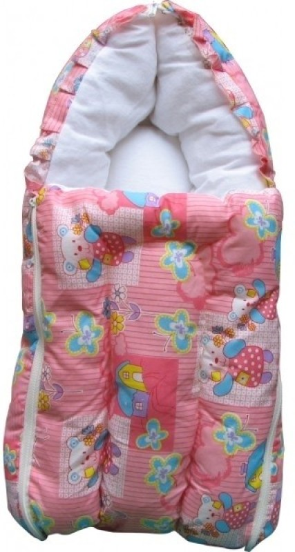Lil Snoopy Baby Sleeping Bag Wrap Butterfly Sleeping Bag(Pink)